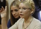 Preocupación por los malos tratos a Yulia Timoshenko en la cárcel