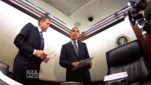 El presidente Obama explica al periodista Brian Williams el transcurso de la operación que acabó con la vida de Bin Laden.