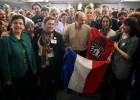 La izquierda europea celebra la victoria socialista