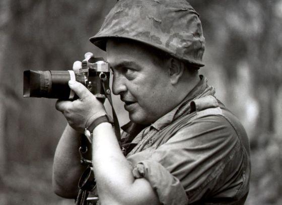 Horst Faas, en una fotografía datada en 1967.