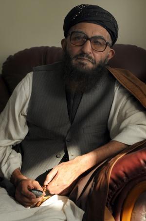 Rahmani en una imagen tomada en agosto de 2009.