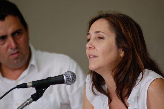 Mariela Castro, en un discurso en Cienfuegos este miércoles