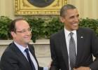 Obama y Hollande forjan una alianza por el crecimiento en la UE