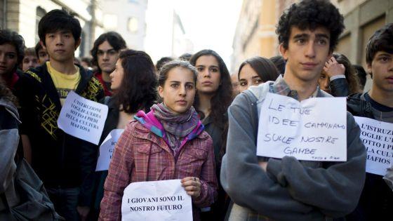 Resultado de imagen para italia jovenes