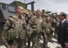 """Francia promete un repliegue """"coordinado"""" en Afganistán"""