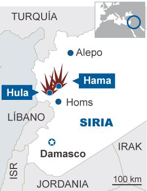 Bachar El Asad ignora a la comunidad internacional y mantiene su ofensiva