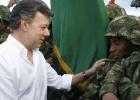 Una nueva ley ofrece a las FARC una salida política