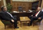 Los dirigentes griegos apuran la formación de un Gobierno tripartito