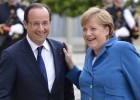 Merkel exige un estricto control de las finanzas europeas