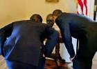 ¿Qué fue del busto de Churchill que Bush tenía en el Despacho Oval?