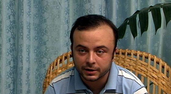 Imagen tomada de un vídeo y suministrada por el Gobierno cubano de Ángel Carromero.