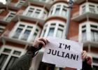 El fundador de Wikileaks, atrapado en un escondite sin salida