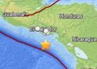 Desactivada la alerta de tsunami en Centroamérica tras un terremoto