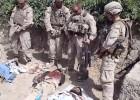 Ningún cargo para los marines que orinaron sobre cadáveres