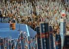 La convención demócrata revoluciona la campaña