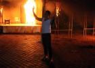 Doce horas de batalla en Bengasi