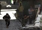 La batalla de Alepo atrapa a miles de civiles