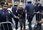 Más de 150 arrestos en el aniversario de Ocupa Wall Street