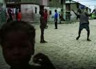 La vida no cambia en Haití