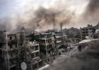 Los combates arrasan Alepo
