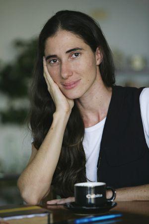 La colaboradora de EL PAÍS en Cuba Yoani Sánchez.