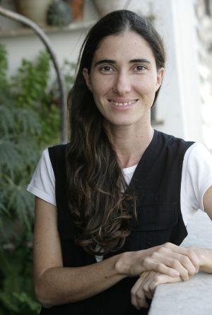 Yoani Sánchez en Cuba en una imagen de archivo.