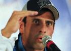 "Capriles: ""Chávez es derrotable"""