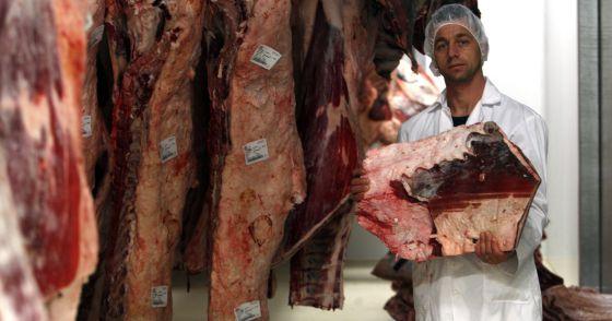 Empresa Nuestro Buey Wagyu, del grupo Altube, ubicada en Vizmalo (Burgos). Dedicada a la cria de buey derivada del ganado llamado Wagyu.