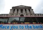 El Banco de Inglaterra, baluarte ante el tsunami económico