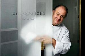 El chef alemán Vincent Klink.