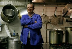 El cocinero británico Fergus Henderson.