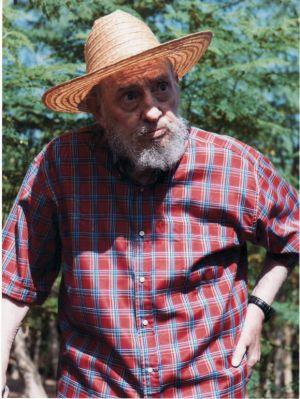 Una de las fotos con las que la web Cubadebate desmiente que Fidel Castro se encuentre en estado vegetativo.