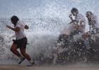 El huracán Sandy arrasa Cuba tras dejar 21 muertos en el Caribe