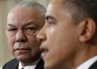 Colin Powell da su apoyo a Obama