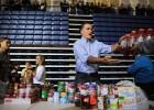 Romney sigue de campaña en Ohio a pesar del huracán