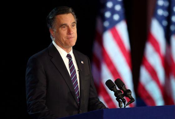 Romney reconoce la derrota.