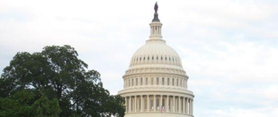 El Capitolio de EE UU.