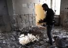 Los rebeldes sirios intentan poner orden en sus filas