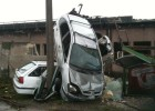 Un tornado arrasa la siderurgia de Italia clausurada por los vertidos