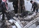 Decenas de muertos en un ataque contra una panadería de Siria