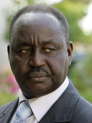 François Bozizé, presidente centroafricano, en una imagen de 2008.