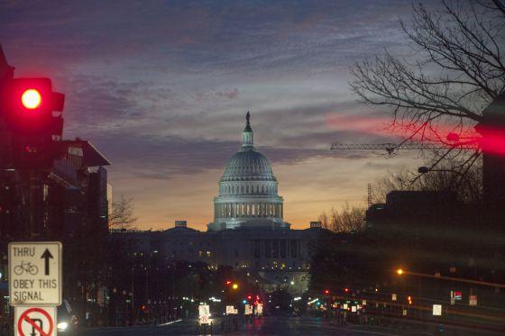 Washington vive la cuenta atrás por el abismo fiscal.