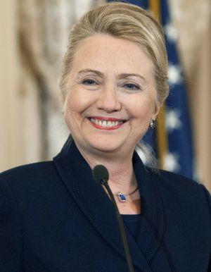 Hillary Clinton, en una foto de noviembre.