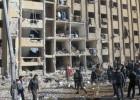 Dos explosiones causan más de 80 muertos en la Universidad de Alepo