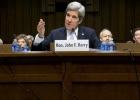 Kerry promete continuar el legado de Clinton al frente de la diplomacia