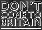 Rumanos y búlgaros no son bienvenidos en Reino Unido