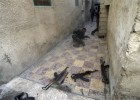 La guerra calle a calle en Damasco