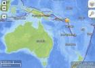 Un tsunami en el Pacífico sur deja cinco muertos en las islas Salomón
