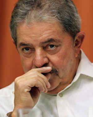 El expresidente de Brasil Luiz Inácio Lula da Silva,