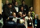 """Grândola"" interrumpe al primer ministro en la Asamblea portuguesa"